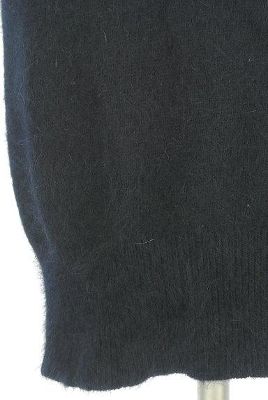 Lily Brown(リリーブラウン)の古着「フリル袖コンシャスニットワンピ(ワンピース・チュニック)」大画像5へ