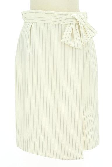 MISCH MASCH(ミッシュマッシュ)の古着「上品レディなストライプスカート(スカート)」大画像1へ