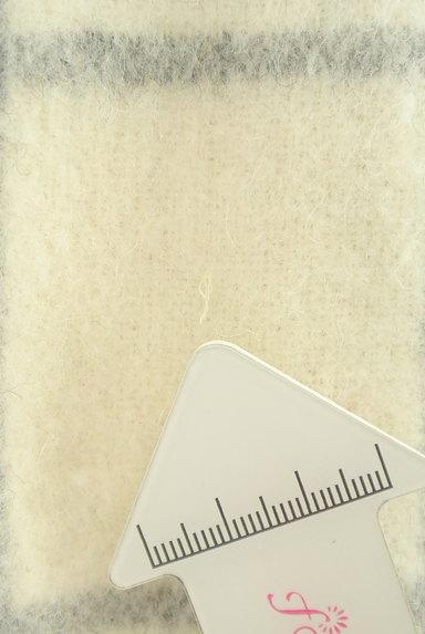 MISCH MASCH(ミッシュマッシュ)の古着「ふわふわチェック柄タイトスカート(ロングスカート・マキシスカート)」大画像5へ