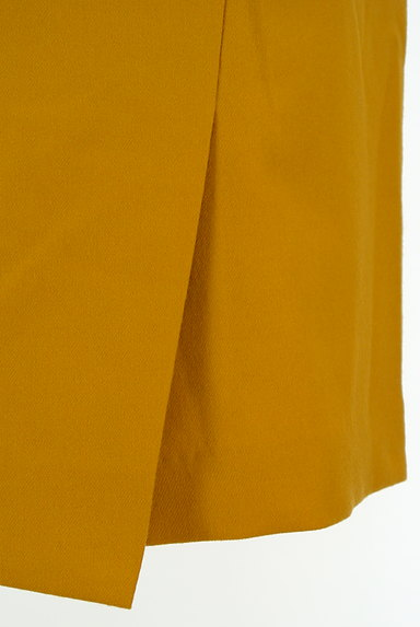 JUSGLITTY(ジャスグリッティー)の古着「ラップ風カラータイトスカート(スカート)」大画像5へ