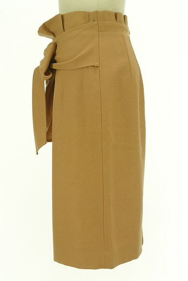 JUSGLITTY(ジャスグリッティー)の古着「大きなリボンのタイトスカート(スカート)」大画像3へ