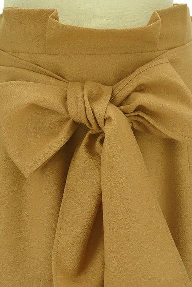 JUSGLITTY(ジャスグリッティー)の古着「大きなリボンのタイトスカート(スカート)」大画像4へ