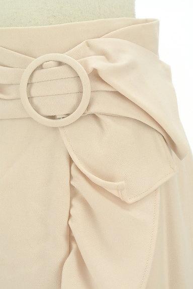 JUSGLITTY(ジャスグリッティー)の古着「フリルラインのタイトスカート(スカート)」大画像4へ