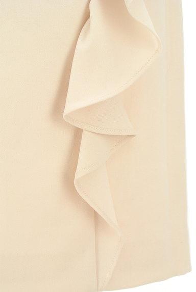 JUSGLITTY(ジャスグリッティー)の古着「フリルラインのタイトスカート(スカート)」大画像5へ
