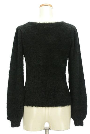 LODISPOTTO(ロディスポット)の古着「パールネックのふんわり袖ニット(ニット)」大画像2へ