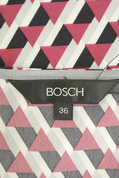 BOSCH(ボッシュ)の古着「総柄フレンチカットソー(カットソー・プルオーバー)」大画像6へ