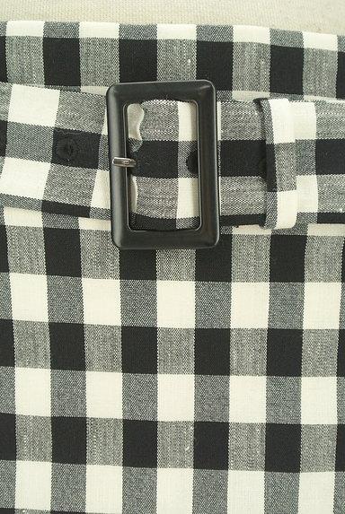 BOSCH(ボッシュ)の古着「大人ギンガムタイトスカート(ロングスカート・マキシスカート)」大画像4へ