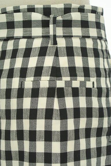 BOSCH(ボッシュ)の古着「大人ギンガムタイトスカート(ロングスカート・マキシスカート)」大画像5へ