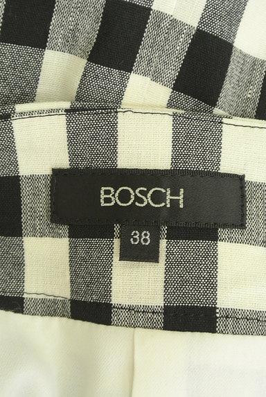 BOSCH(ボッシュ)の古着「大人ギンガムタイトスカート(ロングスカート・マキシスカート)」大画像6へ