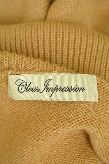 CLEAR IMPRESSION(クリアインプレッション)の古着「チルデンオフタートルニット(ニット)」大画像6へ
