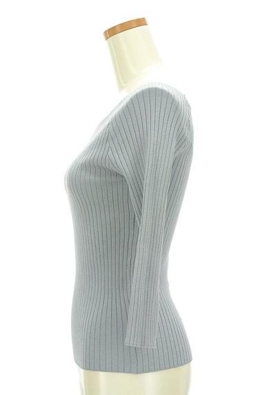 Rirandture(リランドチュール)の古着「後ろボタンのリブニット(ニット)」大画像3へ