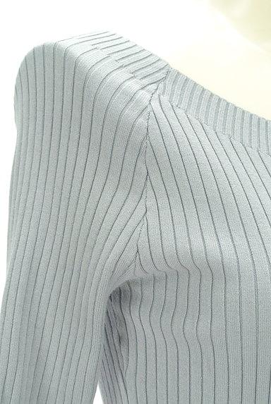 Rirandture(リランドチュール)の古着「後ろボタンのリブニット(ニット)」大画像5へ