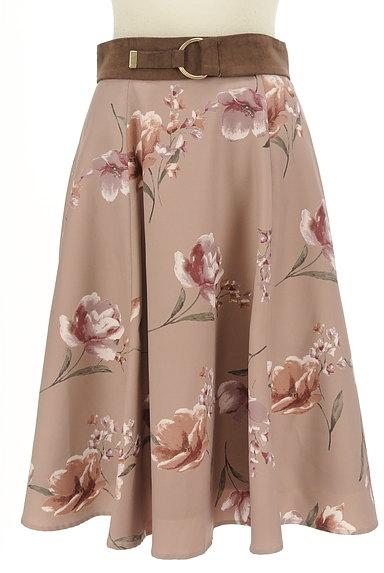 Rirandture(リランドチュール)の古着「花柄サーキュラースカート(スカート)」大画像1へ