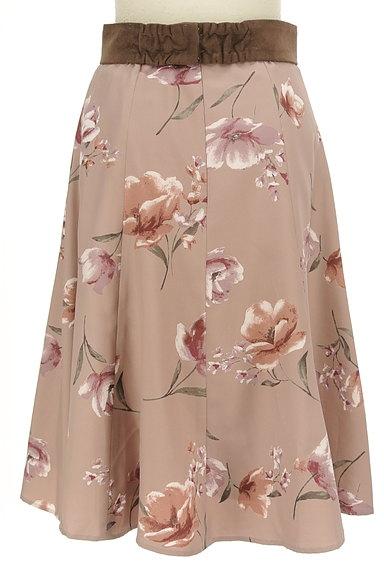 Rirandture(リランドチュール)の古着「花柄サーキュラースカート(スカート)」大画像2へ