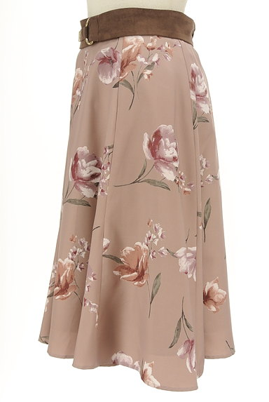 Rirandture(リランドチュール)の古着「花柄サーキュラースカート(スカート)」大画像3へ