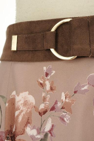 Rirandture(リランドチュール)の古着「花柄サーキュラースカート(スカート)」大画像4へ