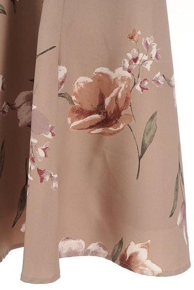 Rirandture(リランドチュール)の古着「花柄サーキュラースカート(スカート)」大画像5へ