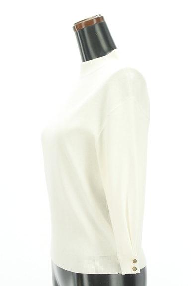 Apuweiser riche(アプワイザーリッシェ)の古着「ふんわり7分袖モックネックニット(ニット)」大画像3へ