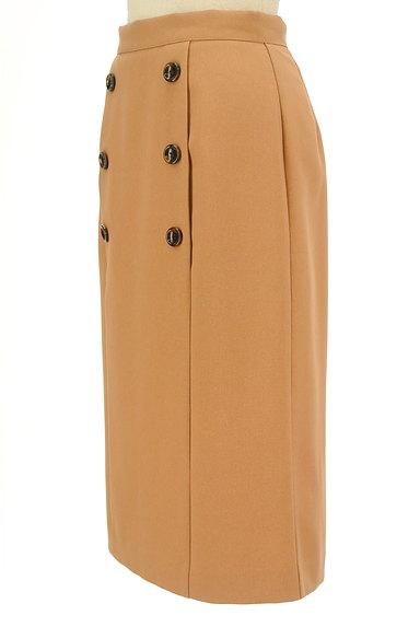 LAISSE PASSE(レッセパッセ)の古着「フロントボタンタイトスカート(ロングスカート・マキシスカート)」大画像3へ