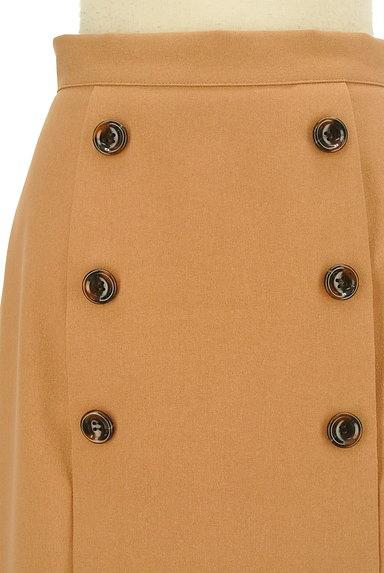 LAISSE PASSE(レッセパッセ)の古着「フロントボタンタイトスカート(ロングスカート・マキシスカート)」大画像4へ