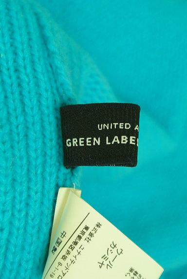 UNITED ARROWS(ユナイテッドアローズ)の古着「カラーモックネックニット(ニット)」大画像6へ