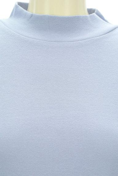 coen(コーエン)の古着「やわらかモックネックカットソー(カットソー・プルオーバー)」大画像4へ