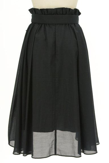 LAISSE PASSE(レッセパッセ)の古着「ハイウエストフレアスカート(スカート)」大画像2へ