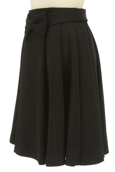 LAISSE PASSE(レッセパッセ)の古着「タックフレアスカート(ミニスカート)」大画像3へ