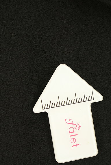 LAISSE PASSE(レッセパッセ)の古着「タックフレアスカート(ミニスカート)」大画像5へ