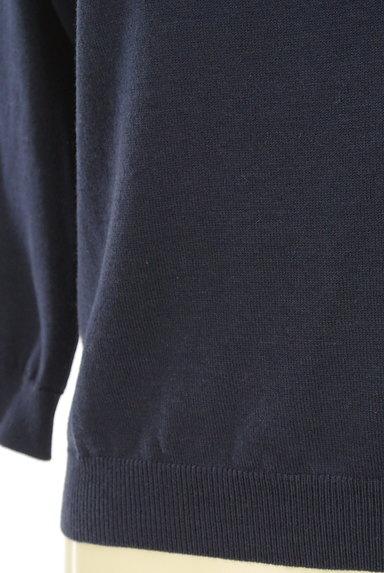 WILLSELECTION(ウィルセレクション)の古着「レース&リボンの7分袖ニット(ニット)」大画像5へ