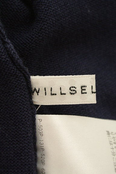 WILLSELECTION(ウィルセレクション)の古着「レース&リボンの7分袖ニット(ニット)」大画像6へ
