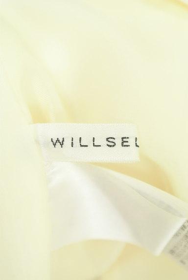 WILLSELECTION(ウィルセレクション)の古着「タックフレア総レーススカート(スカート)」大画像6へ