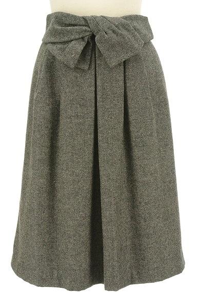 WILLSELECTION(ウィルセレクション)の古着「あったかタックフレアスカート(スカート)」大画像1へ