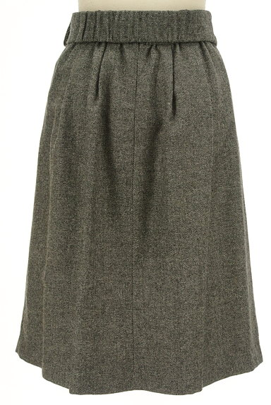 WILLSELECTION(ウィルセレクション)の古着「あったかタックフレアスカート(スカート)」大画像2へ