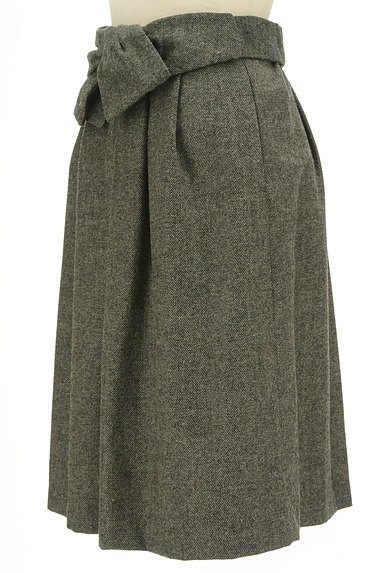 WILLSELECTION(ウィルセレクション)の古着「あったかタックフレアスカート(スカート)」大画像3へ