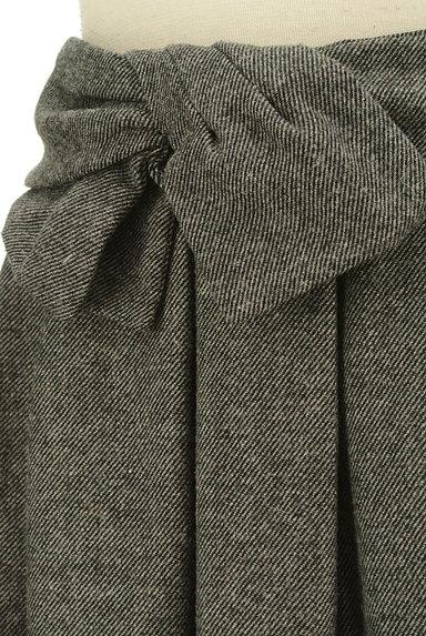 WILLSELECTION(ウィルセレクション)の古着「あったかタックフレアスカート(スカート)」大画像4へ