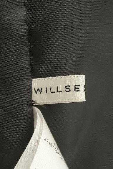 WILLSELECTION(ウィルセレクション)の古着「あったかタックフレアスカート(スカート)」大画像6へ