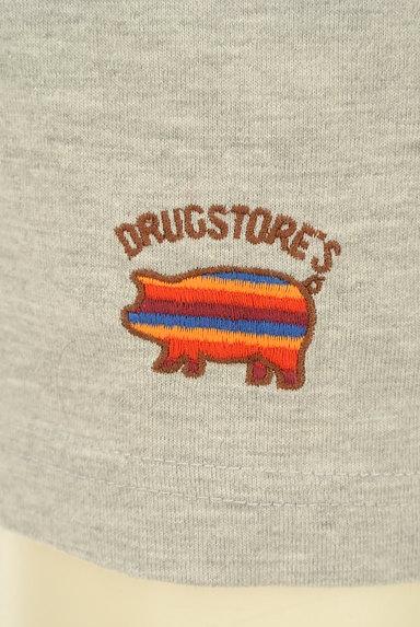 drug store's(ドラッグストアーズ)の古着「マルチカラーのカットソー(カットソー・プルオーバー)」大画像4へ