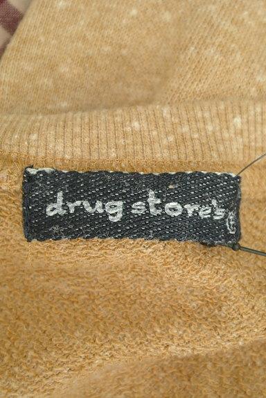 drug store's(ドラッグストアーズ)の古着「裾別地の花刺繍カットソー(カットソー・プルオーバー)」大画像6へ