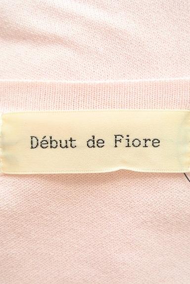 Debut de Fiore by LAISSE PASSE(デビュー・ド・フィオレ)の古着「ビジューボタンカーディガン(カーディガン・ボレロ)」大画像6へ