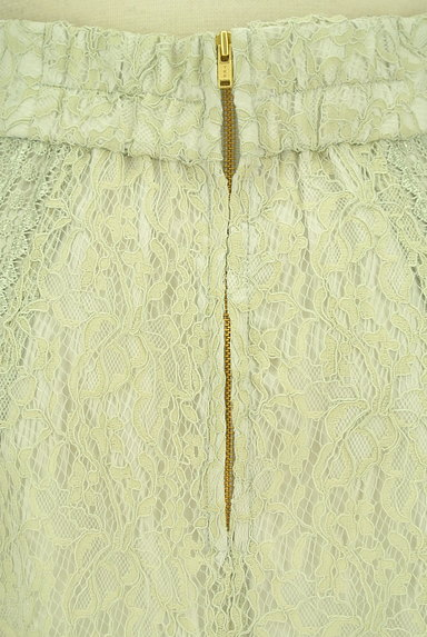 JILL by JILLSTUART(ジルバイジルスチュアート)の古着「総レースミモレ丈フレアスカート(ロングスカート・マキシスカート)」大画像4へ