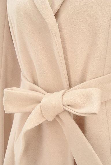 LAISSE PASSE(レッセパッセ)の古着「ふわふわファー袖ロングコート(コート)」大画像5へ