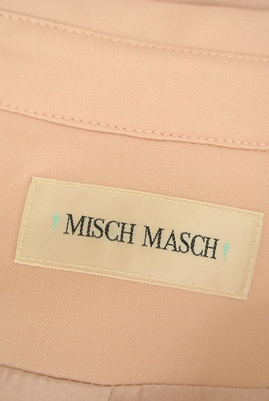 MISCH MASCH(ミッシュマッシュ)の古着「サイドププリーツトレンチコート(トレンチコート)」大画像6へ