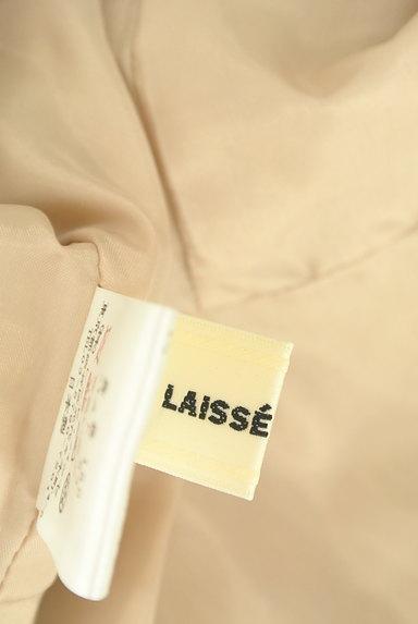 LAISSE PASSE(レッセパッセ)の古着「千鳥格子柄ペプラムカットソー(カットソー・プルオーバー)」大画像6へ