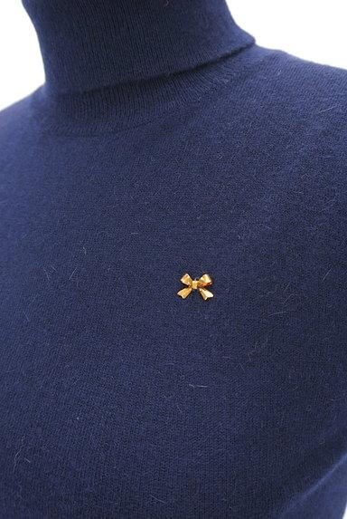 LAISSE PASSE(レッセパッセ)の古着「ワンポイントタートルネックニット(ニット)」大画像4へ