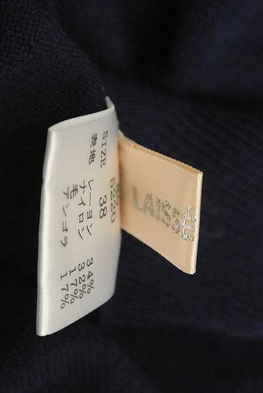 LAISSE PASSE(レッセパッセ)の古着「ワンポイントタートルネックニット(ニット)」大画像6へ
