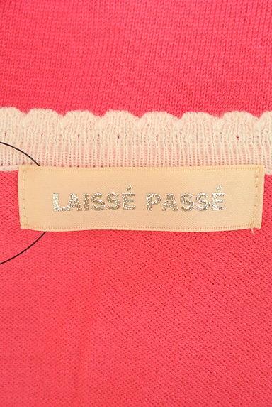 LAISSE PASSE(レッセパッセ)の古着「リボンポケットカーディガン(アンサンブル)」大画像6へ