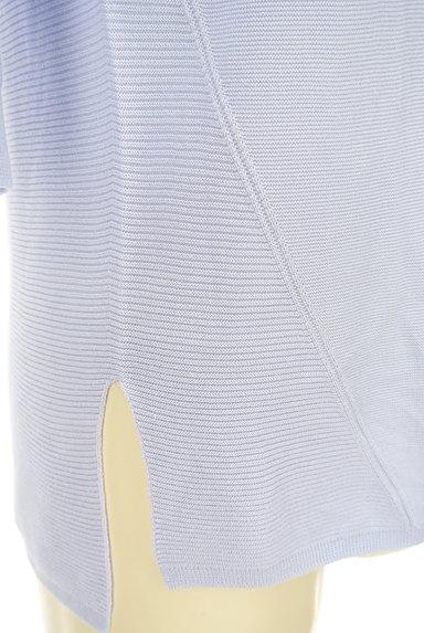 7-ID concept(セブンアイディーコンセプト)の古着「ドロップショルダー七分袖ニット(ニット)」大画像5へ