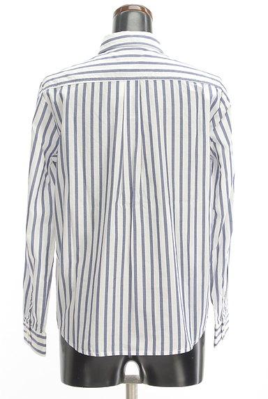 URBAN RESEARCH(アーバンリサーチ)の古着「ストライプ柄2WAYシャツ(カジュアルシャツ)」大画像2へ