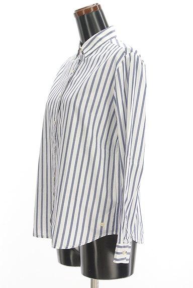 URBAN RESEARCH(アーバンリサーチ)の古着「ストライプ柄2WAYシャツ(カジュアルシャツ)」大画像3へ